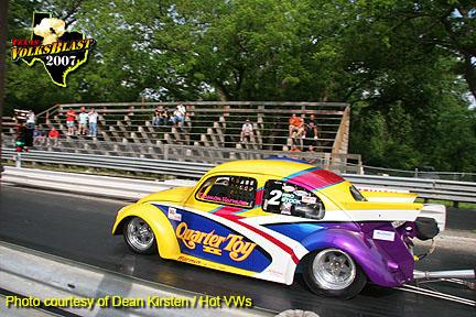 Harmon racing volksblast 2007 for Damon racing